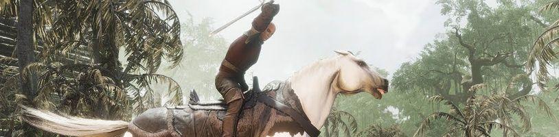 Conan Exiles do konce roku nabídne boj na koních
