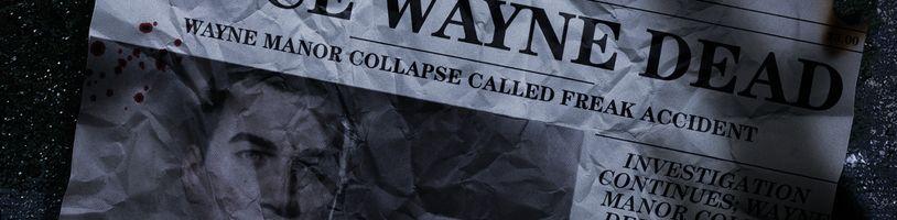 Gotham Knights dráždí Batmanovou smrtí. Jak miliardář s tajemstvím zemřel?
