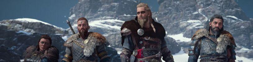 Assassin's Creed Valhalla poběží na Xbox Series X při 60fps