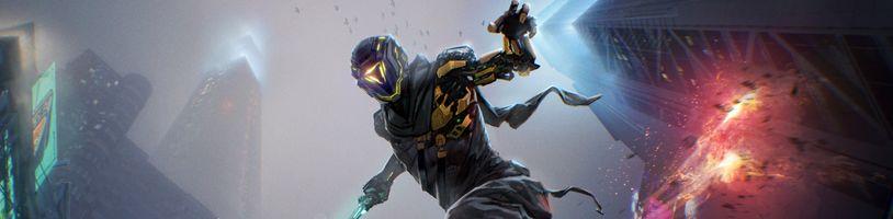 Ghostrunner dorazí i na novou generaci konzolí