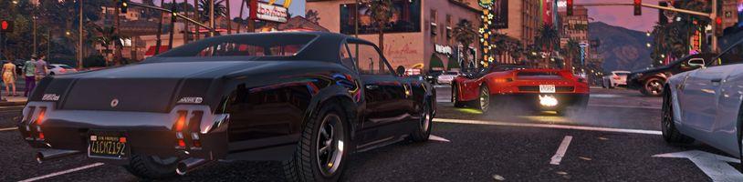 Bláznivá jízda fanoušků: Hodlají streamovat jízdu v GTA 5 až do vydání GTA 6