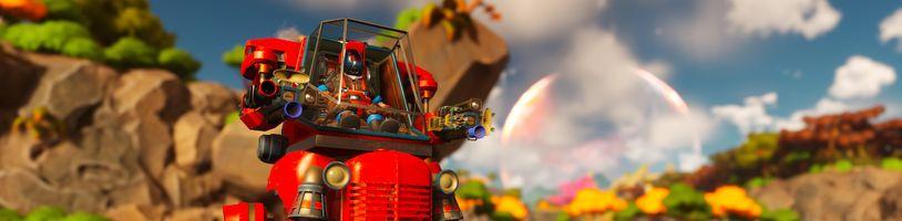 V Lightyear Frontier budete budovat farmu na záhadné planetě