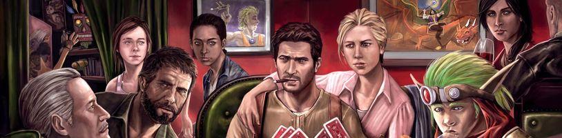 Odpočinek v Naughty Dog, Xbox Series X měl vyjít v srpnu, plány Valorantu, nová konzole od Nintenda zatím nebude
