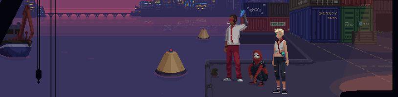 V The Red Strings Club sa pokúsime zničiť nadnárodnú korporáciu spoza baru
