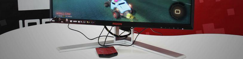 Když 60 FPS nestačí, testujeme 240Hz monitor AOC