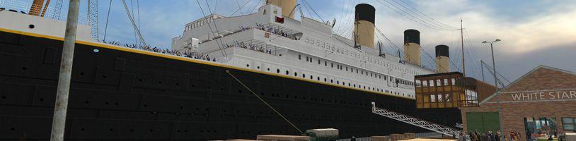 Mod Titanicu do Mafie po 15 letech konečně vyplul