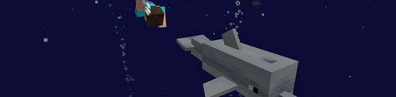 Minecraft 1.13: Update Aquatic se blíží!
