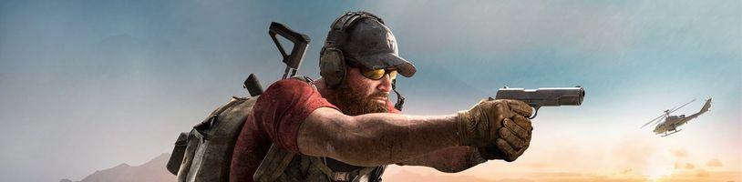 Ubisoft dnes večer představí nový Ghost Recon. Jsou tu první náznaky o tom, jaký bude