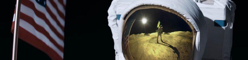 Humankind v launch traileru paroduje přistání na Měsíci