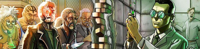 Prison Architect čeká rozšíření se šílenými vězni a tajemné DLC