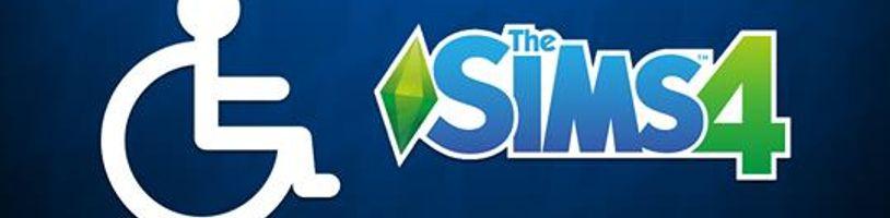 Handicapovaní simíci a nový titul The Sims?