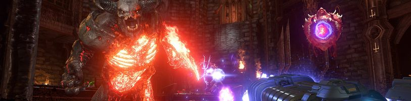 S dostatečně výkonným hardwarem může Doom Eternal běžet při 1000 snímcích za sekundu