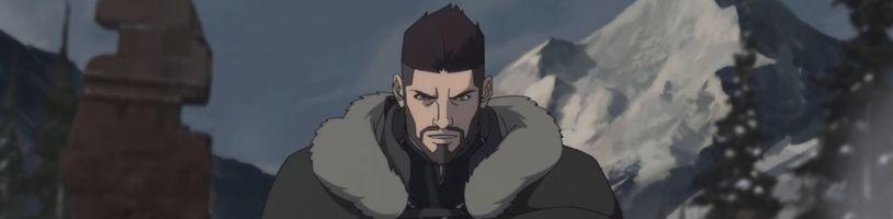 Vesemir bude v anime filmu The Witcher: Nightmare of the Wolf jiný, než jakého ho známe