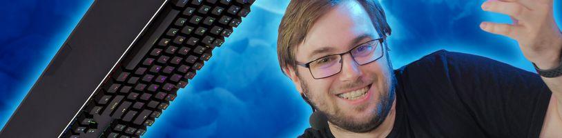 Gaming Lancer: Herní klávesnice z dílny CZC