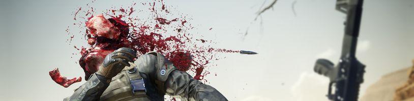 Brutální trailer odhaluje datum vydání Sniper Ghost Warrior Contracts 2