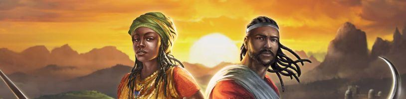 Videa: Afrika v Age of Empires 3 i nový mód v Rainbow Six Siege