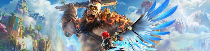 Kyklopové, medúzy a další mytologické příšery v Immortals: Fenyx Rising od Ubisoftu
