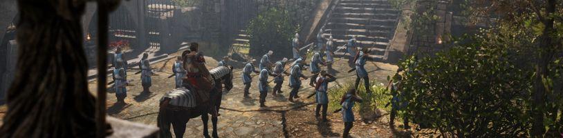 Odložená taktická tahovka King's Bounty 2 se připomíná