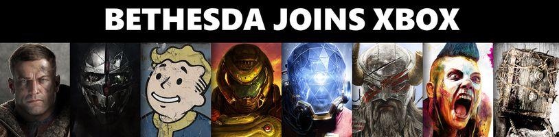 Některé hry Bethesdy budou exkluzivitami pro Xbox a PC