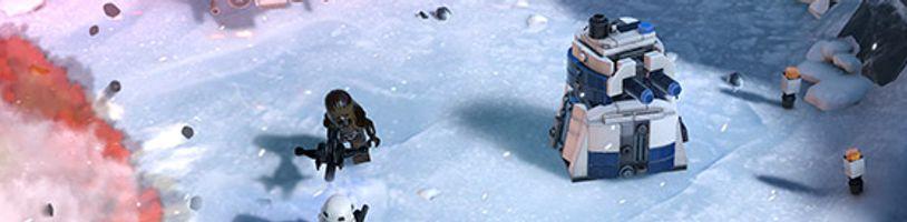 Mobilní LEGO Star Wars Battles se potichu ruší