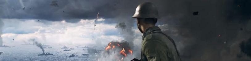 Byl představen další obsah pro Battlefield V