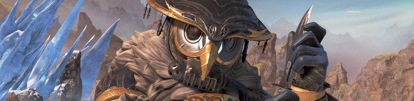 Nový event pro Apex Legends se zaměřuje na Bloodhound...ku