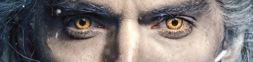 Henry Cavill sa kvôli roli Geralta v Zaklínačovi váľal v blate a takmer prišiel o zrak