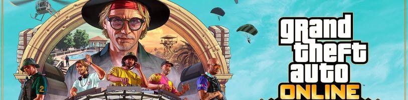 GTA Online: Rockstar láká na Cayo Perico Heist s novým ostrovem