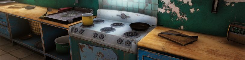 V Cooking Simulatoru budete vařit post-apokalyptická jídla ve stylu Falloutu