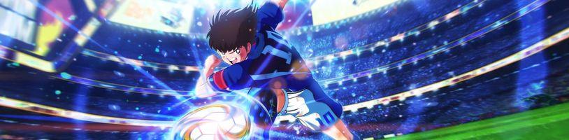 Captain Tsubasa se vrací v novém arkádovém fotbalu