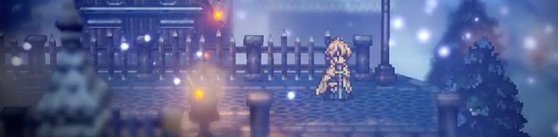Octopath Traveler je ukázkové jRPG s kouzelnou grafikou