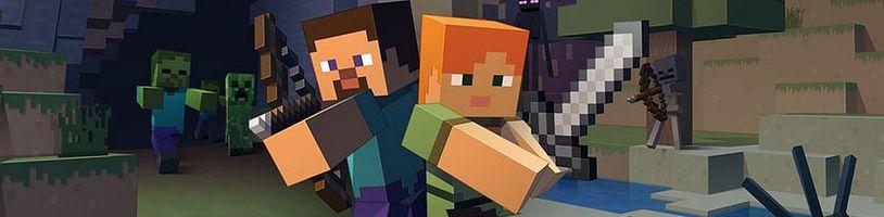 Stručně: Minecraft je stále populární, negativní recenze pro Warframe, nejprodávanější hry v UK