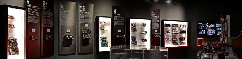 Nahlédněte do prvního muzea grafických karet!