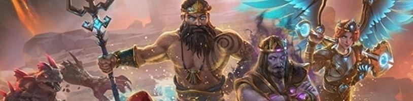 Příběh Immortals Fenyx Rising rozšířil poslední balíček