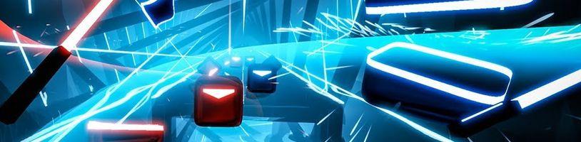 Beat Saber se brzy dočká verze pro PS VR. Taky byla nominována na Game Awards