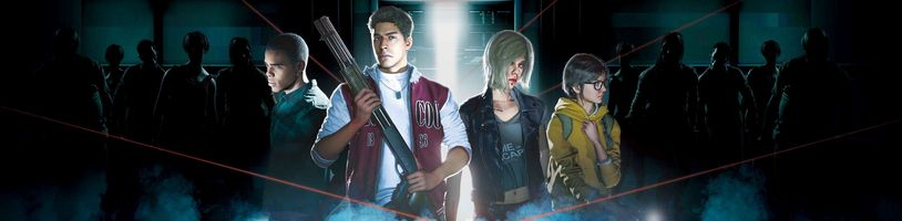 Project Resistance je asymetrický Resident Evil. Čtyři přeživší musí uniknout z bludiště