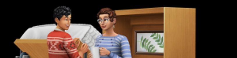 The Sims 4 představují kolekci Tiny Living