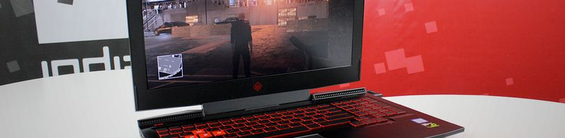Skvělý notebook pro hráče OMEN od HP