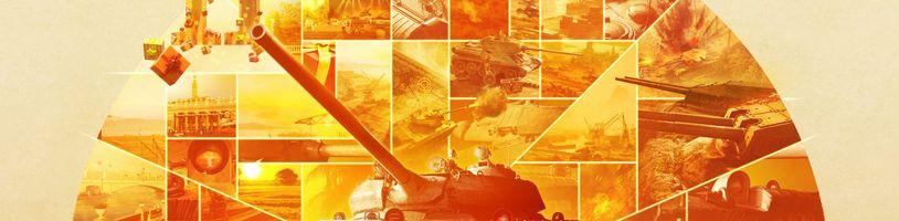 Československé těžké tanky ve World of Tanks