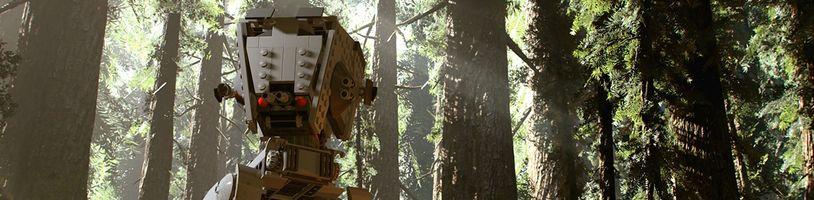 Nový trailer láká na LEGO Star Wars: The Skywalker Saga