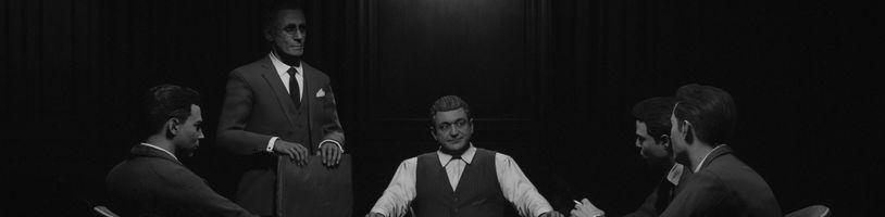 Remake Mafie dostal aktualizaci s možností úpravy HUDu a černobílým režimem
