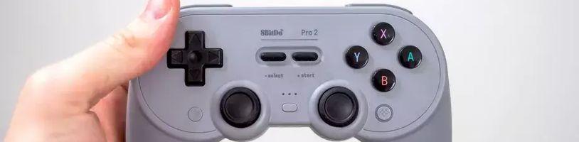 Yahoo Answers končí, 90Hz displej v levném telefonu a ovladač 8BitDo pro Switch