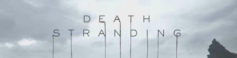 Hideo Kojima prořízl ticho a sdělil první detaily Death Stranding