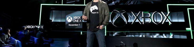 Shrnutí Xbox E3 2017 Briefing