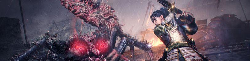 Kompletní edice Nioh 2 pro PS4 a PC a remastery Nioh pro PS5