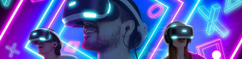 Tento týden žádné novinky o PS5. Místo nich PS VR. Podpory se dočká Minecraft