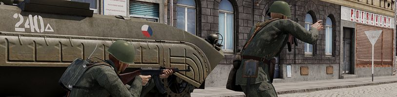 Arma 3 Creator DLC: CSLA Iron Curtain na nových screenshotech
