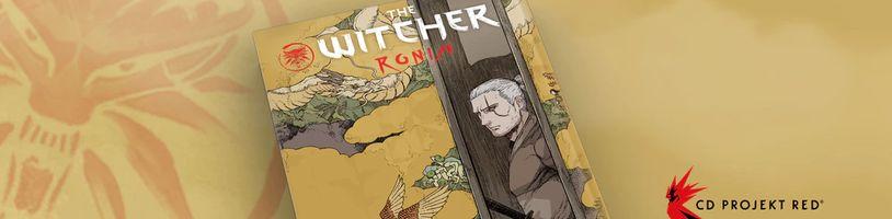 The Witcher: Ronin je manga ze světa Zaklínače