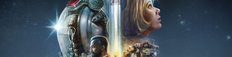 Vesmírné RPG Starfield se předvádí v prvních záběrech