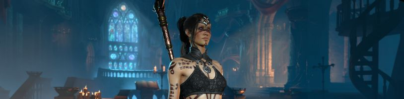 Diablo 4 nabídne rozsáhlé možnosti v přizpůsobení postavy